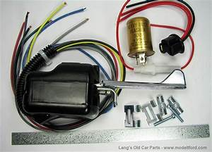 Model T Directional Turn Signal Kit  Without Lights  6