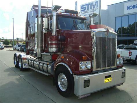 kenworth   prime mover sydney trucks machinery centre