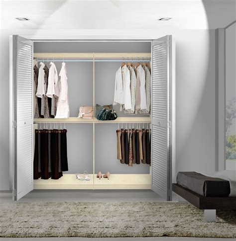 Black Storage Cabinets by Isa Custom Closet For Hanging Clothes Double Double
