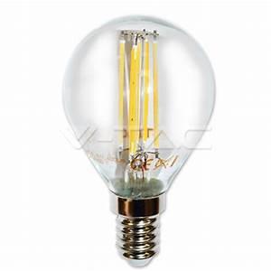 Filament Led E14 : led e14 filament 2w 4w kerze flamme birne ~ Markanthonyermac.com Haus und Dekorationen