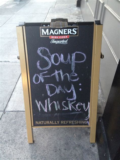 soup   day whiskey  dogs  san franciscothe