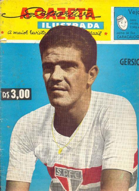 A Gazeta Esportiva Ilustrada Nº 122 - Outubro De 1958 - R ...