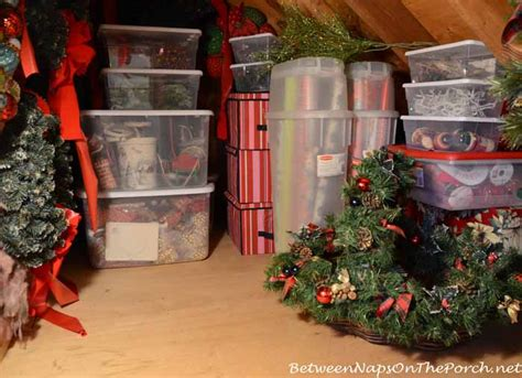how to store net christmas lights storage organization ideas