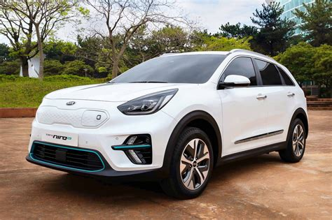 Ev Car News by New Kia Niro Ev Specs For All Electric Crossover Revealed