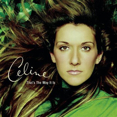 celine dion amazon music that s the way it is dion bei de