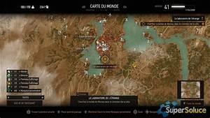 Le Laboratoire De L39trange Soluce The Witcher 3 Wild