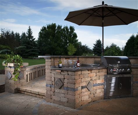 backyard bbq restaurant outdoor kitchen cost ultimate pricing guide install it