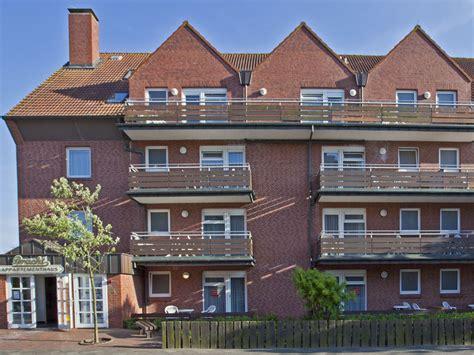Apartment Heuler, Juist, Firma Appartement Haus Bracht