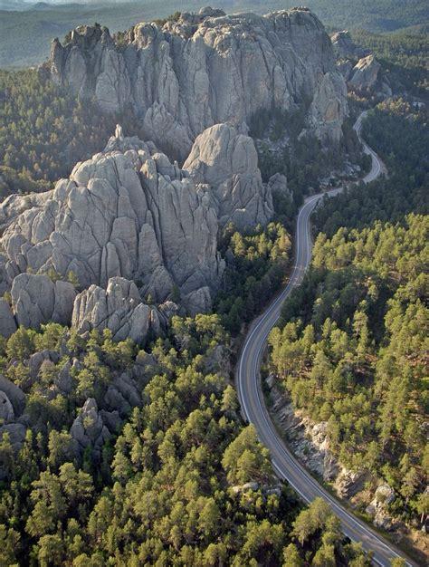 south dakota usa usa south dakota needles highway