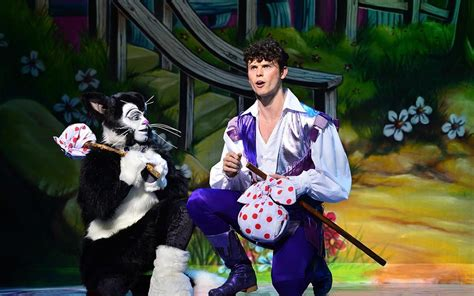 inappropriate panto gag dropped  wake  weinstein abuse