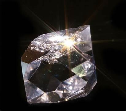 Herkimer Quartz Crystal Rock Crystals Diamond Triboluminescence