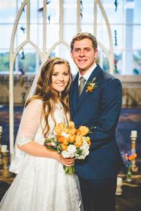 Joy Forsyth Austin and Duggar Wedding