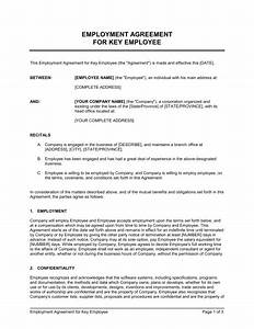 image gallery employee agreement With employee key holder agreement template