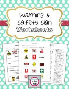 1000+ Images About Teaching Safety Signs On Pinterest  Safety, Traffic Sign And Signs