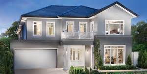Stunning House Facade Styles Ideas by House Design Astor Grange Porter Davis Homes