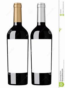 blank wine bottle stock image image of label unopened With blank wine label stickers