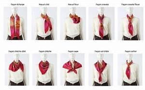 Comment Mettre Une Cravate : 10 fa ons de porter son foulard avec style ~ Nature-et-papiers.com Idées de Décoration
