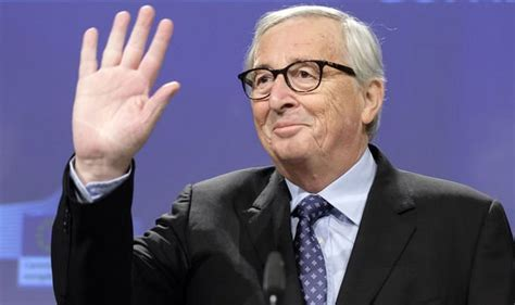 Brexit news: Juncker says Brexit talks will end in no deal ...