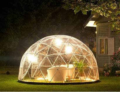Igloo Garden Outdoor Living Space Dome Gadget
