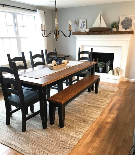 stunning hand crafted farmhouse tables emmor works