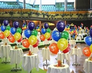 Deko Zum 1 Geburtstag : zum 70 geburtstag 100 luftballons mit helium inkl versand und abholung 70 geburtstag ~ Eleganceandgraceweddings.com Haus und Dekorationen