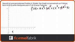 Nullstellen Berechnen Funktion 3 Grades : steckbriefaufgabe funktion 4 gerades hochpunkt tiefpunkt symmetrie youtube ~ Themetempest.com Abrechnung