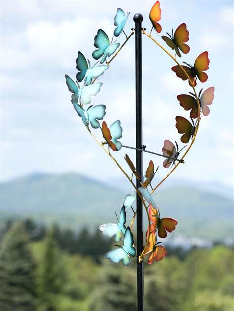 kinetic wind spinners wholesale gardens uk wind art