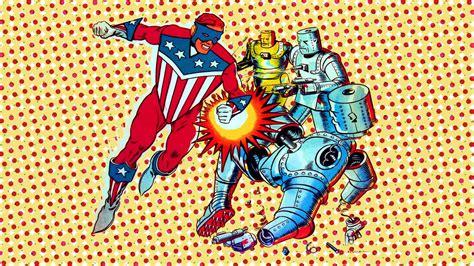 Comic Book Wallpaper Wallpapersafari