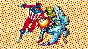 Neato Coolville: DESKTOP WALLPAPER: COMIC BOOK SUPERHEROES ...