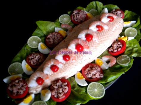 cuisiner un saumon entier saumon en bellevue les délices de mimm