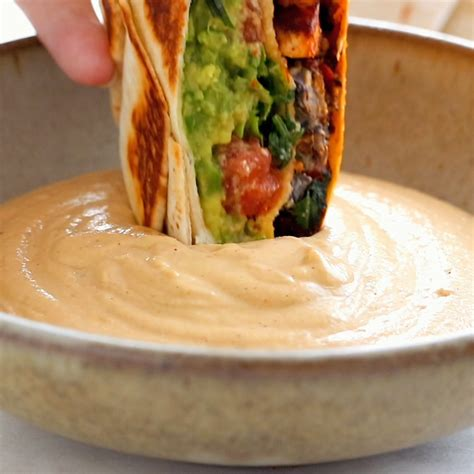 alimento vegano vegan crunchwrap supreme receta comida comida