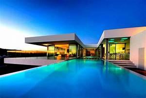 une maison ultra moderne avec vue mer dessine moi une maison With maison de reve moderne