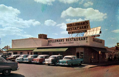 Plan59.com :: Historical Photos :: Holleman's Restaurant ...
