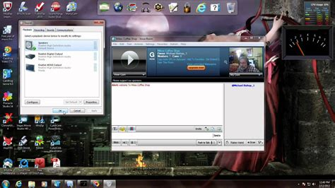 We are not directly affiliated with them. Setting Up Sound In Windows 7 For Paltalk Using a RealTek ...