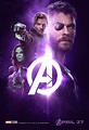 Marvel Release More MCU Posters For Avengers Infinity War ...