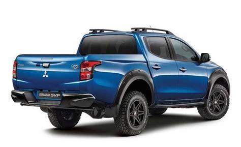Mitsubishi L200 Triton 2019 Preço Ficha Técnica Consumo