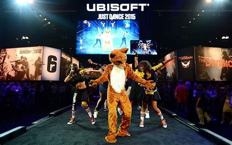 In pictures: The E3 2014 gaming expo in Los Angeles