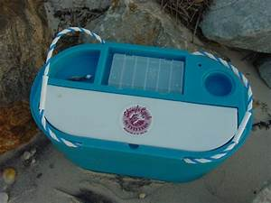 Bait And Tackle Station  Bait Containers  Bait Tanks