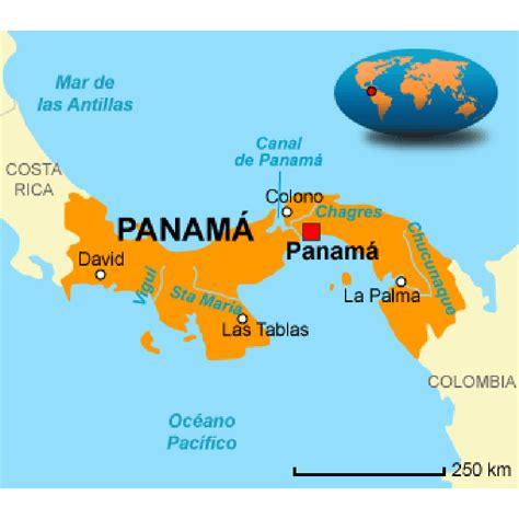 Mapa Panama Mapas panama Para GPS Garmin Ruteable Tienda ...