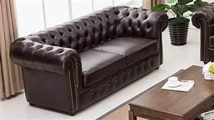 Chesterfield Sofa 4 Sitzer : sofa chesterfield 3 sitzer dunkelbraun gl nzend ~ Bigdaddyawards.com Haus und Dekorationen