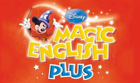 todo sinopsis magic english  disney