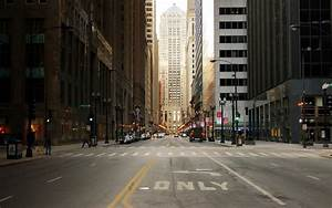 City Street Background - WallpaperSafari