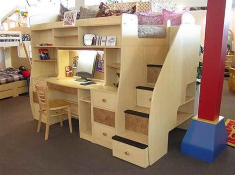 bunk bed with desk underneath pdf diy bunk bed plans with desk underneath bunk