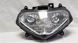 Mutazu Premium Headlight Assembly For Suzuki Gsxr 600 750