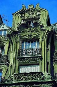 Art Nouveau Architecture : art nouveau architectural style sought new graphic design ~ Melissatoandfro.com Idées de Décoration