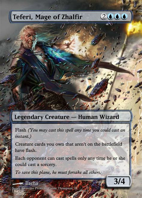 Teferi Commander Deck by 362 Best Images About Magic The Gathering Mtg On