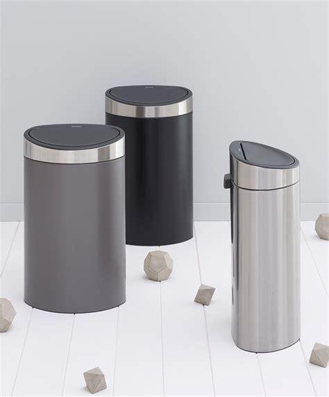 poubelle de cuisine brabantia poubelles et poubelles de cuisine de brabantia brabantia