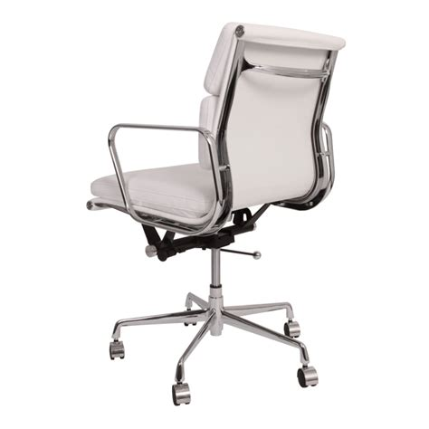 co emporium eames padded leather task office chair