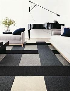 davausnet salon avec tapis blanc avec des idees With tapis de course avec ou acheter un canapé