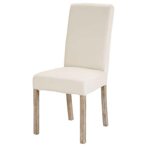 maison du monde chaise ivory chair slipcover margaux margaux maisons du monde